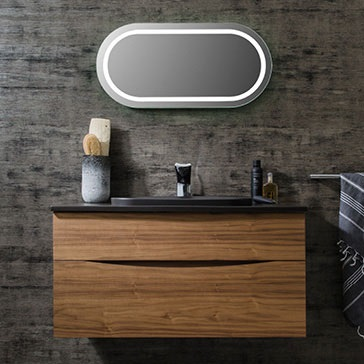 Glide II Bathroom Furniture