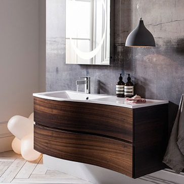 Svelte Bathroom Furniture