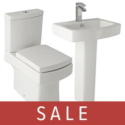 Matching Toilets and Basins