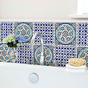 Victorian Bathroom Tiles
