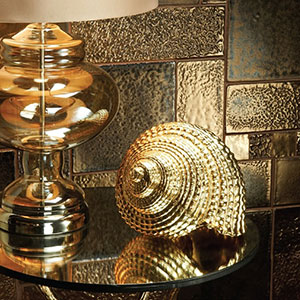 Winchester Tiles Foundry Metallics Collection