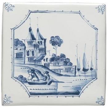 Delft River Scenes
