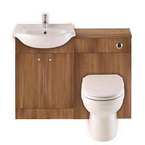 Basin & Toilet Combination