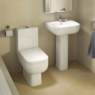 Series 600 Bathrooms