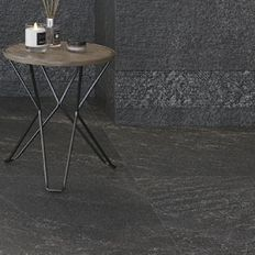 Azulev Slate Stone Anthracite Outdoor Tile