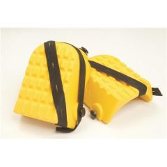 Soft Yellow Knee Pad