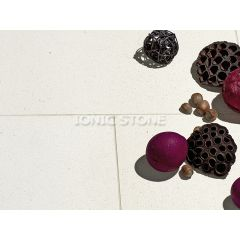 IS Antalya Cream Honed Limestone 40.6 x 40.6cm