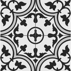 Arte pattern 2 (shown in grey)