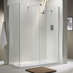 Ascent Delux Walk-In/Showerwall (Front & End Panel)