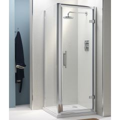 Ascent Hinged Shower Door