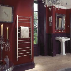 Bisque Olga Towel Radiator