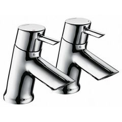Bristan Acute Bath Taps (Pair)