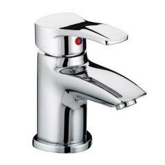 Bristan Capri Basin Mixer Tap with Eco-Click & Pop-up Waste