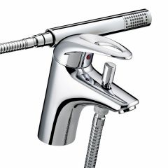 Bristan Java 1 Hole Bath Shower Mixer Tap