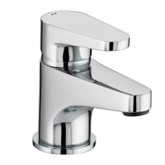 Bristan Quest Basin Mixer Tap Without Waste