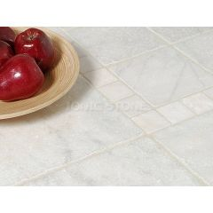 IS Caria Luna Tumbled Marble 40 x 40cm