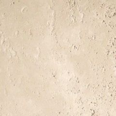 Unfilled & Brushed Travertine Type A Extra Light 40.6 x 40.6cm
