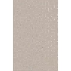 Conran Tactile Hartland Putty Pressed Mosaic 24.8 x 39.8cm