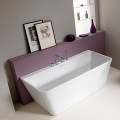 Cornell Freestanding Bath 1650 x 790mm