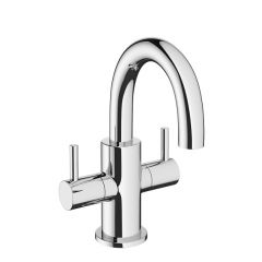 Crosswater Mike Pro Basin Mini Monobloc Tap 2 CHROME