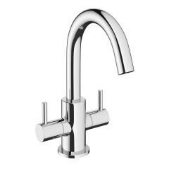 Crosswater Mike Pro Basin Monobloc Tap 2 CHROME