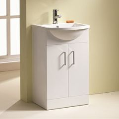 Eden 50 2 Door Base Unit & Basin