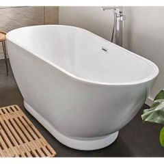 Options Freestanding Bath 1700 x 800mm