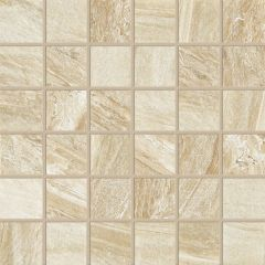 Fitch Gold Mosaic Tile 30.8 x 30.8cm