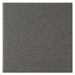Dorset Woolliscroft Flat Rounded Edge (RE) Dark Grey Tile 148 x 148mm