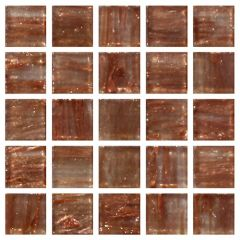 Jewel Topaz Glass Mosaic
