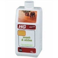 HG Parquet Wash & Shine 1Ltr