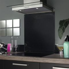 Impact Glass Splashback Galaxy 60 x 75cm