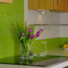 Impact Glass Splashback Lime 60 x 75cm