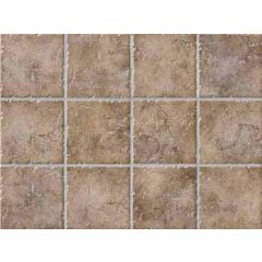 Bayker Italia J-Stone Brown Ceramic Wall Tile 10 x 10cm