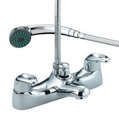 Bristan Java Deck Mounted Bath Shower Mixer Tap