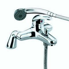 Bristan Java Pillar Bath Shower Mixer Tap
