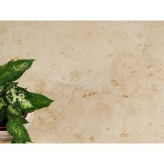 IS Jura Beige Honed Limestone 30.5 x 30.5cm