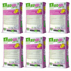 Kerakoll Biogel No Limits Gel Adhesive White 25kg PALLET DEAL