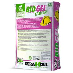 Kerakoll Biogel No Limits Gel Adhesive White 25kg