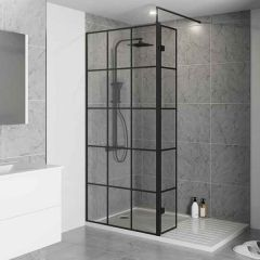 Krittal Wet Room Screen