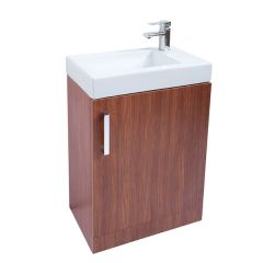 Liberty Walnut 550mm Cabinet With Basin