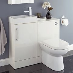 Liberty White Furniture Suite