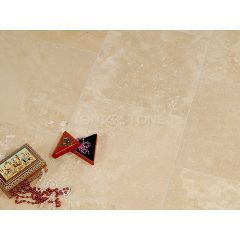 IS Lydia Classico Honed & Filled Travertine 40.6 x 40.6cm