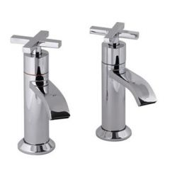 Marna Basin Pillar Taps (Pair)