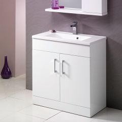 Monica 75 Base Unit & Basin