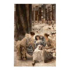 Original Style Alma-Tadema: The Baths of Caracalla