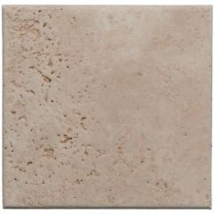 Original Style Ancient Ligurian Unfilled & Pillow Edged Travertine (203 x 203mm, 406 x 406mm)