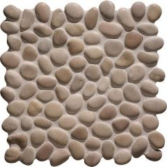 Original Style Beige Hawaii Pebble Mosaic