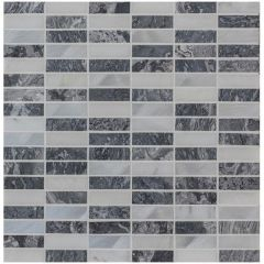Original Style Ceres Rectangle Mixed Material Mosaic 30.3 x 30.3cm