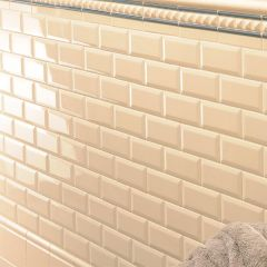 Original Style Brilliant White Metro Tiles